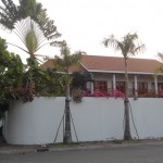 Villa Thao Dien for sale. Area 980spm, 2 nice view, garden, pool, 3.000.000$